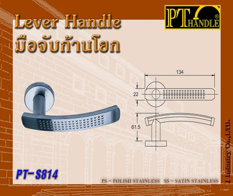 Lever Handle (PT-S814)