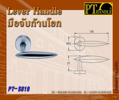 Lever Handle (PT-S819)