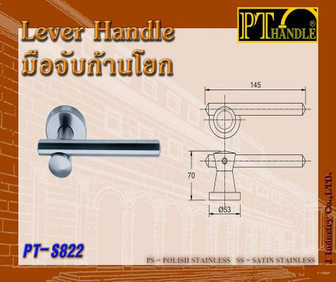 Lever Handle (PT-S822)