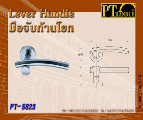 Lever Handle (PT-S823)